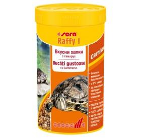 Sera Rafi I /храна за водни костенурки/-250мл