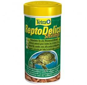 Tetra ReptoDelica Shrimps /храна за костенурки/-250мл