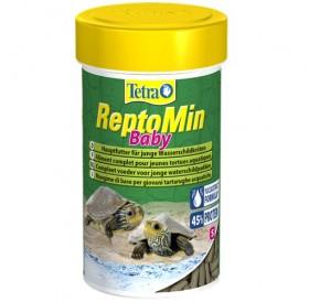 Tetra ReptoMin Baby /храна за подрастващи костенурки/-100мл