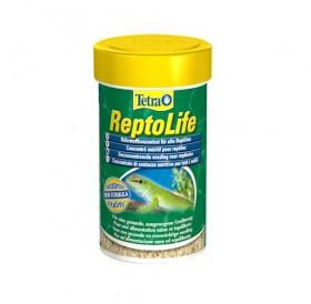 Tetra ReptoLife /мултивитаминна прахообразна добавка за влечуги и земноводни/-100мл