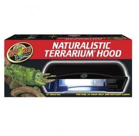 Zoo Med Naturalistic Terrarium® Hood /капак за терариум 1x60W/-30см