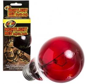Zoo Med Nightlight Red™ Reptile Bulb 15W /нощна лампа за терариум/-15W