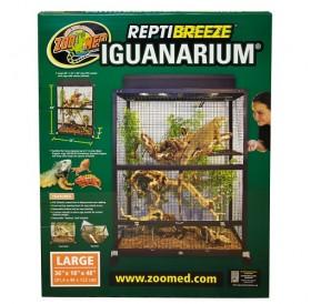 Zoo Med Repti Breeze IguanArium /терариум с алуминиева мрежа/-91,4х46х122см