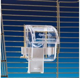 Ferplast FPI 4503 /външна пластмасова хранилка/-6.9/5.7/7.8 см